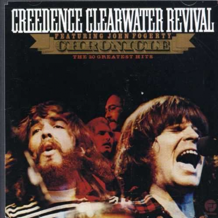 CD Concord CREEDENCE CLEARWATER REVIVAL