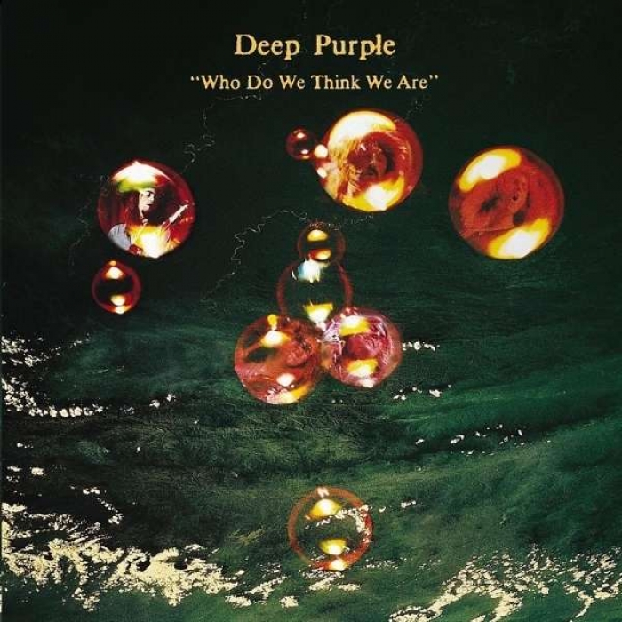 LP Vinila plate Universal DEEP PURPLE