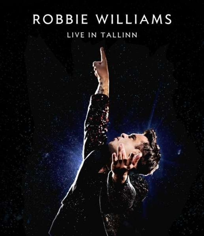 Blu-ray Disc Island ROBBIE WILLIAMS