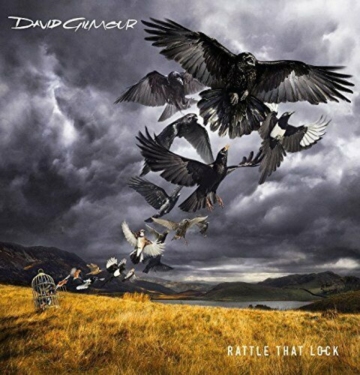 CD Columbia DAVID GILMOUR