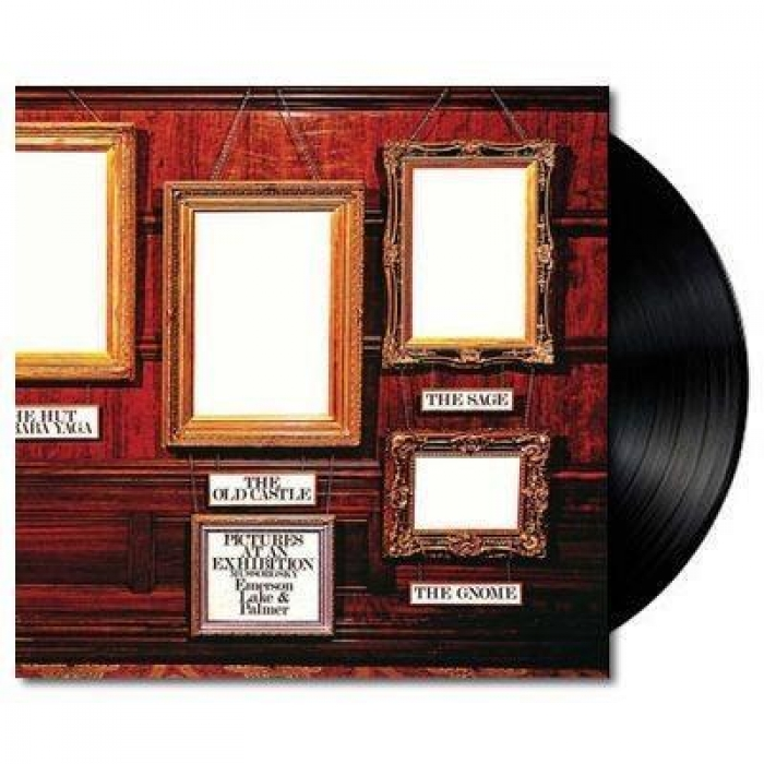 LP Vinila plate BMG Rights EMERSON, LAKE & PALMER