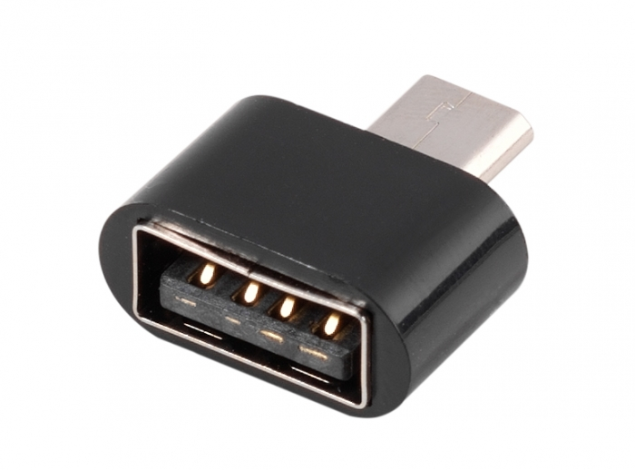 Adapteris VIVANCO adapteris USB micro B - USB A