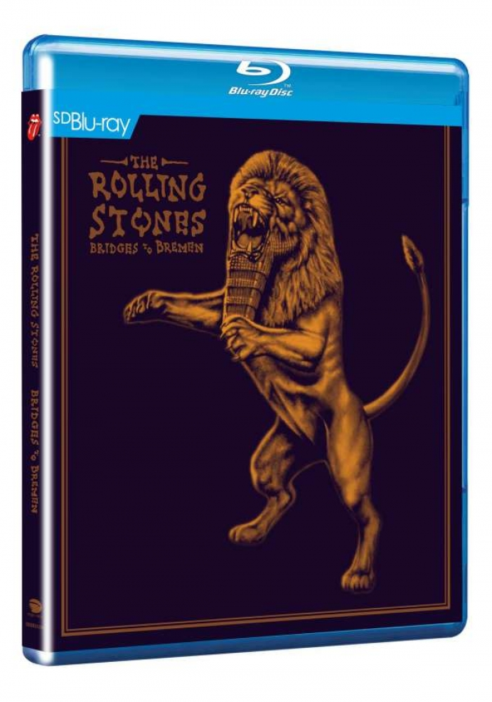 Blu-ray Disc Eagle THE ROLLING STONES