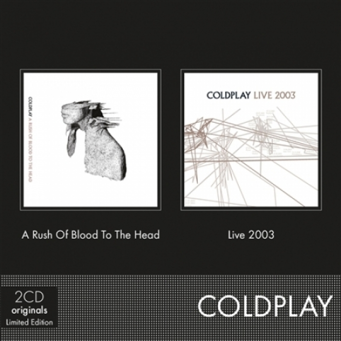 CD Parlophone Label Group COLDPLAY